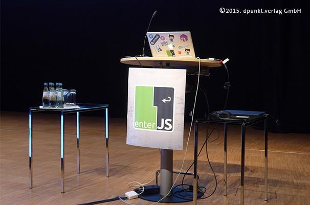 enterJS - Welt der JavaScript Community
