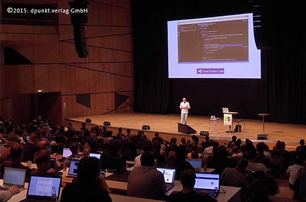 enterJS 2015 - Konferenz für die die JavaScript Community
