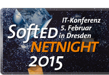 SoftEd NetNight 2015