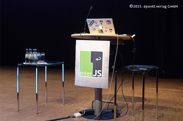 """Die Welt der JavaScript Community """"enter JS"""" – beunruhigende Tatsachen und spannende Ausblicke 1"""