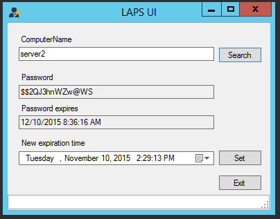 Mehr Sicherheit: MS Local Administrator Password Solution