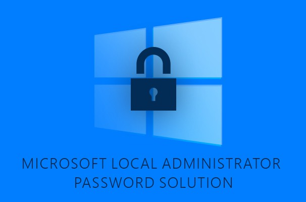 Mehr Sicherheit: MS Local Administrator Password Solution 1