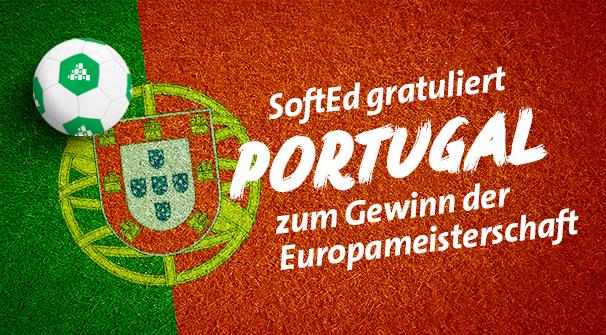 Herzlcihen Glückwunsch Portugal!