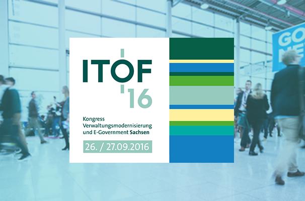 ITOF Konferenz für E-Government Sachsen