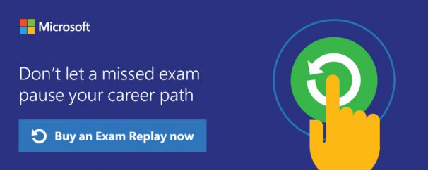 Microsoft Exam Replay 1