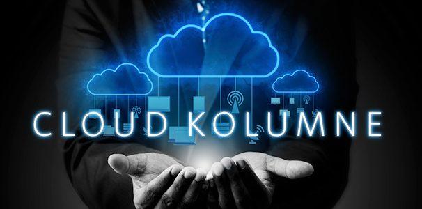 Cloud-Kolumne