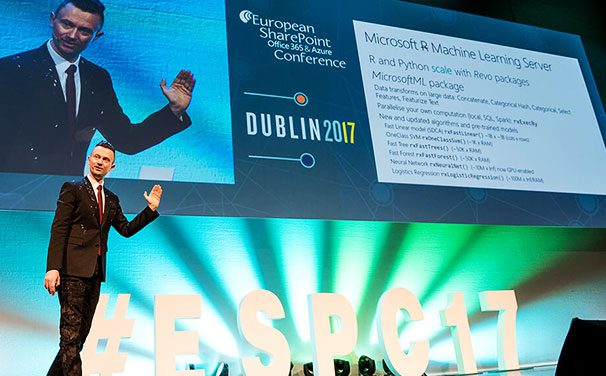 European SharePoint Conference - Bericht aus Dublin 1