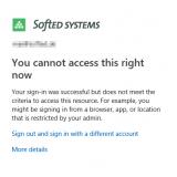 So schränken Sie den Zugriff auf Office 365 mit Conditional Access ein 9