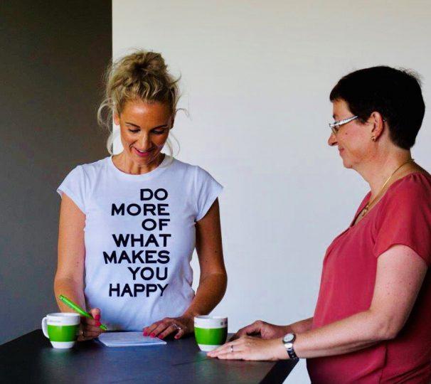 Ulrike Nitzsche im Interview mit Beate Lay