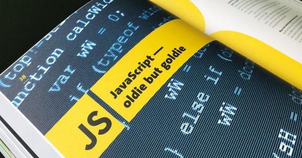 Warum Sie auf JavaScript setzen sollten