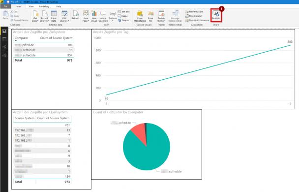 SMB1 Zugriffe im Unternehmen protokollieren und auswerten – so geht's! Part 3: Datenauswertung mit PowerBI 12