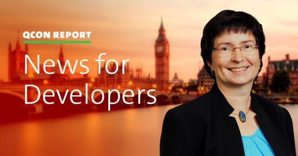 IoT needs no Internet... Und was es sonst noch neues bei der Entwicklerkonferenz QCon in London gab 1