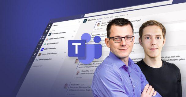 Kurz gefragt: Microsoft Teams 1
