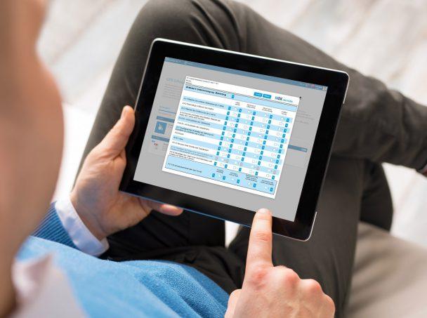 Mobile Datenerfassung beim Medizinischen Dienst der Krankenversicherung Sachsen 2