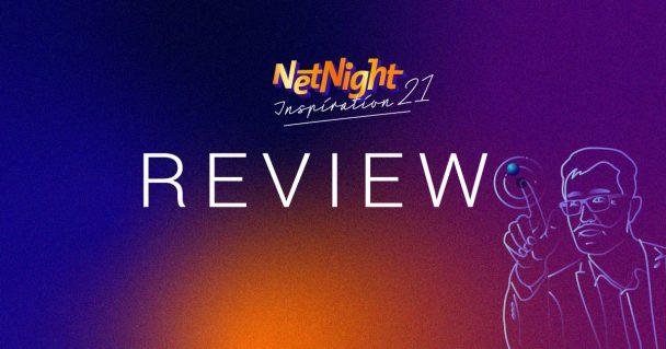 Digital, informativ, live: Das war die NetNight Inspiration 21 4