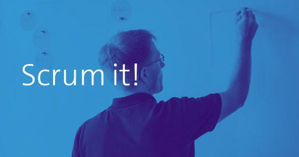 Scrum it – So geht der Einstieg ins agile Arbeiten. Los geht's! 2