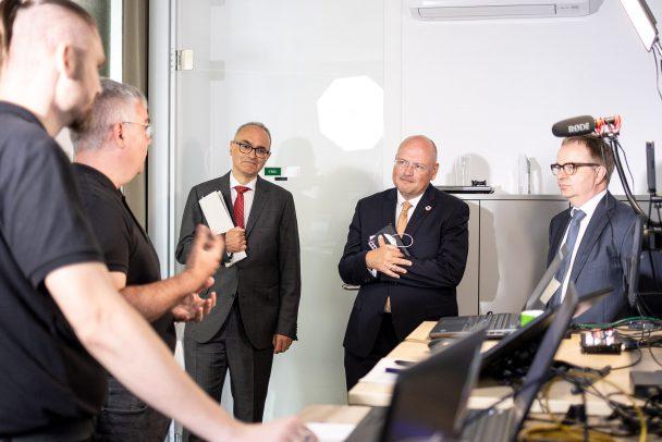 Digital – aber sicher! BSI Präsident Schönbohm zu Gast bei SoftEd 5