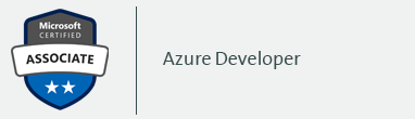 Microsoft Certified Associate: Azure Developer