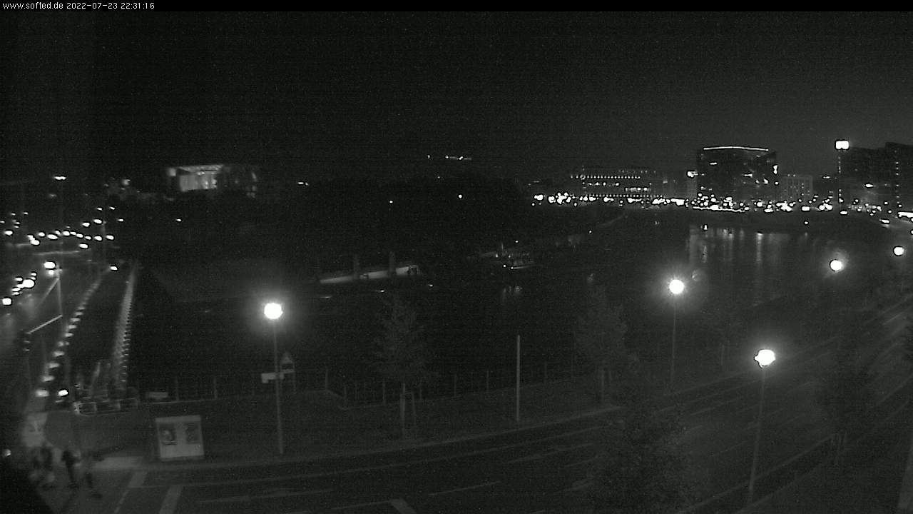 Webcam: Spreebogen, Berlino, Germania